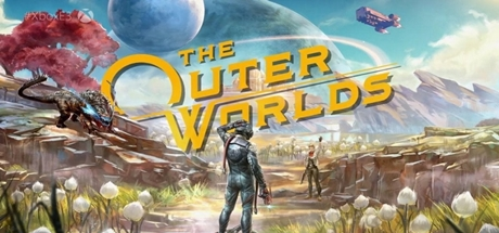 The Outer Worlds Capa