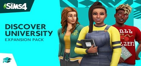 The Sims 4 Discover University [PT-BR] Capa