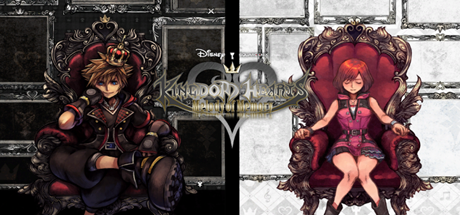 Kingdom Hearts Melody of Memory Capa