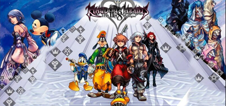Kingdom Hearts HD 2.8 Final Chapter Prologue Capa